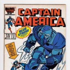 Cómics: CAPTAIN AMERICA 318 - MARVEL COMICS USA 1986. Lote 261927630