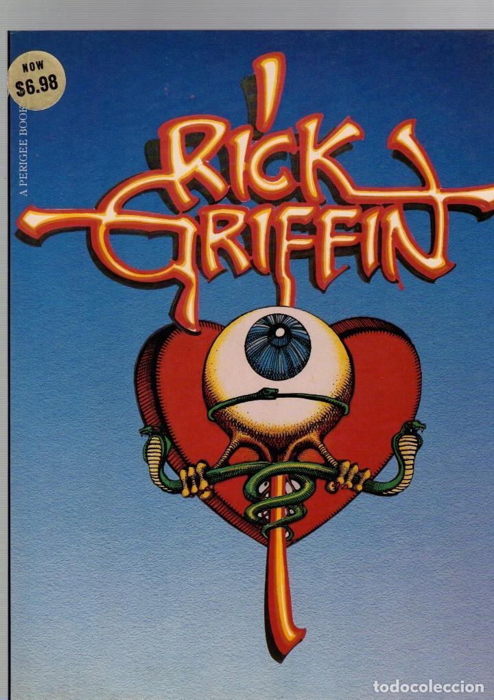 RICK GRIFFIN. GORDON MCCLELLAND. PERIGEE BOOK 1980. 1ª EDICION. INGLES (Tebeos y Comics - Comics Lengua Extranjera - Comics USA)