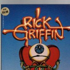 Cómics: RICK GRIFFIN. GORDON MCCLELLAND. PERIGEE BOOK 1980. 1ª EDICION. INGLES. Lote 277026768