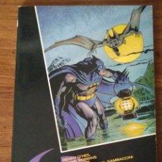 Cómics: BATMAN CHALLENGE OF THE MAN-BAT. DENNY O'NEIL,FRANK ROBBINS,NEAL ADAMS. TITAN BOOKS 1989 TAPA BLANDA. Lote 277086423