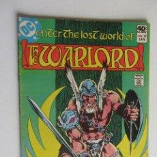 Cómics: THE WARLORD VOL.1 Nº 29 DC,1980 MIKE GRELL ORIGINAL USA PUBLI STAR WARS LEGO ARX73. Lote 277247523