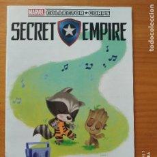 Cómics: SECRET EMPIRE # 0 - MARVEL COLLECTOR CORPS - VARIANT EDITION - EN INGLES (GF). Lote 277255993