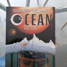 Cómics: OCEAN. WARREN ELLIS, CHRIS SPROUSE & KARL STORY PERFECTO ESTADO. WILDSTORM. Lote 277635793