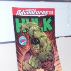 Cómics: MARVEL ADVENTURES Nº 14 HULK - EN INGLES. Lote 277636178