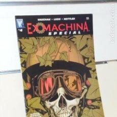 Cómics: EX MACHINA SPECIAL Nº 4 VAUGHAN - WILDSTORM EN INGLES. Lote 277636958