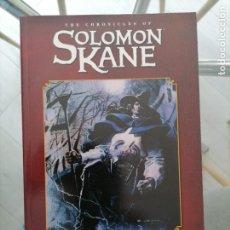 Cómics: THE CHRONICLES OF SOLOMON KANE DARK HORSE COMPLETA. Lote 277636993