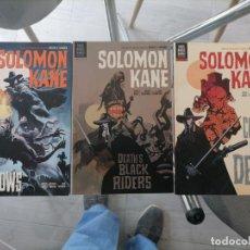 Cómics: SOLOMON KANE DARK HORSE COMPLETA. Lote 277643488