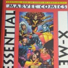 Cómics: THE ESSENTIAL X-MEN VOL.2 - UNCANNY X-MEN #120-144 CLAREMONT & BYRNE. Lote 278876253