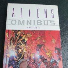 Cómics: ALIENS OMNIBUS VOLUME 4. EN INGLÉS.. Lote 279332448