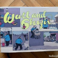 Comics : WALT AND SKEEZIX BOOK 1: 1921 - 1922 - GASOLINE ALLEY - DRAWN AND QUARTERLY. Lote 279439153