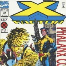 Cómics: X-FACTOR VOL.1 # 106 (MARVEL,1994) - HOLOFOIL COVER - LOBDELL - DUURSEMA. Lote 283842658
