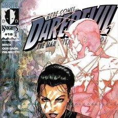 Cómics: DAREDEVIL VOL.2 # 10 (MARVEL,2000) - VFN - 2ND ECHO - ECHO ORIGIN - DAVID MACK - JOE QUESADA. Lote 283843263