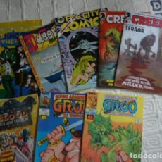 Cómics: LOTE 8 COMICS UNDERGROUND & GROONAN (USA- EN INGLÉS) VER DESCRIPCIÓN. Lote 283921613