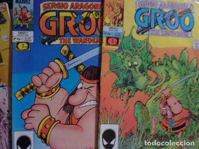Cómics: Lote 8 comics underground & Groonan (USA- en INGLÉS) Ver descripción - Foto 3 - 283921613