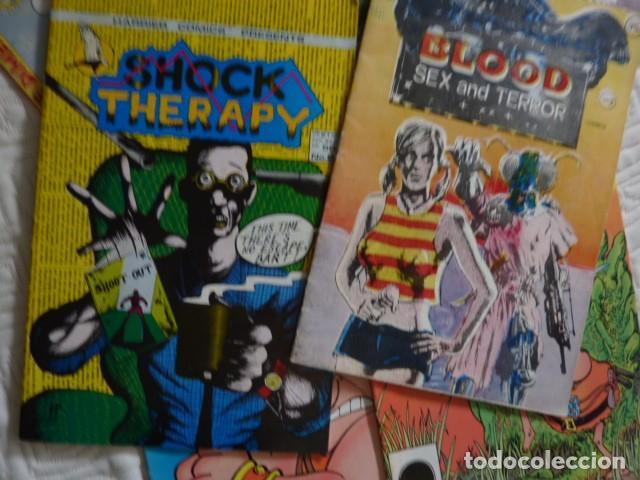 Cómics: Lote 8 comics underground & Groonan (USA- en INGLÉS) Ver descripción - Foto 4 - 283921613