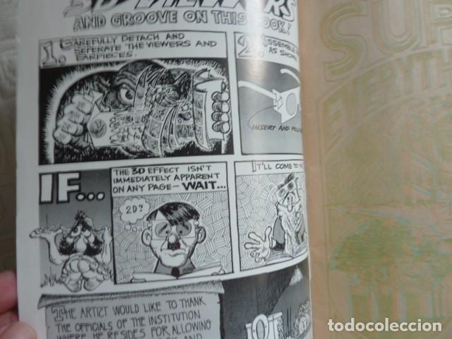 Cómics: Lote 8 comics underground & Groonan (USA- en INGLÉS) Ver descripción - Foto 7 - 283921613