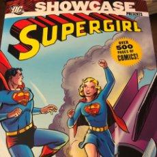 Cómics: SUPERGIRL DOS TOMOS SHOWCASE PRESENTS. Lote 284814463