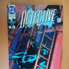 Cómics: DETECTIVE COMICS. Nº 628. DC. USA. Lote 287618808