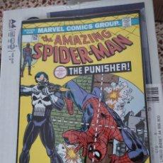 Cómics: AMAZING SPIDERMAN 129 MARVEL REPRINT EN INGLES CON PUNISHER EL CASTIGADOR SPIDER MAN NO FORUM PANINI. Lote 288046348