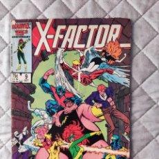 Cómics: X-FACTOR VOL.1 Nº 9 ORIGINAL MARVEL EN INGLÉS.. Lote 288356433