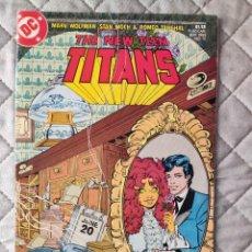 Cómics: THE NEW TEEN TITANS SPOOTLIGHT Nº 12 DC COMICS ORIGINAL EN INGLÉS.. Lote 288358008