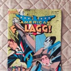 Cómics: AMERICAN LAGG Nº 34 FIRST ORIGINAL EN INGLÉS.. Lote 288358443