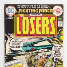 Cómics: OUR FIGHTING FORCES (1954) 153 (DC, USA) / VG (4.0) - KIRBY. Lote 288407758