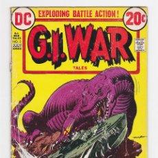 Cómics: GI WAR TALES (1973) 2 /DC, USA) / GD+ (2.5) - ADAMS REPRINT. Lote 288408043