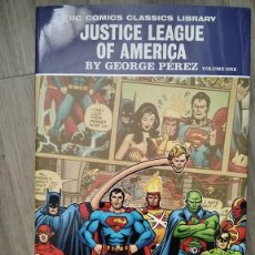 Cómics: DC. JUSTICE LEAGUE OF AMERICA BY GEORGE PEREZ VOL.1 HC. Lote 288408248