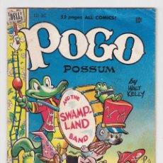 Cómics: POGO POSSUM (1949) 1 (DELL, USA) GD+ (2.5) - WALT KELLY. Lote 288408303