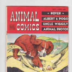 Cómics: ANIMAL COMICS (1942) 29 (DELL, USA) / VG (4.0). Lote 288408858