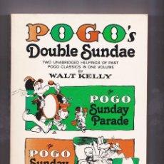 Cómics: POGO DOUBLE SUNDAE (FIRESIDE BOKS) / VG+ (4.5). Lote 288409063