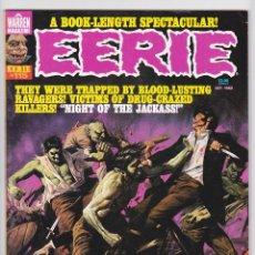 Cómics: EERIE (1966) 115 (WARREN, USA) / VGF (5.0). Lote 288409943