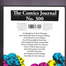 Cómics: THE COMICS JOURNAL (1977) 300 / VGF (5.0). Lote 288410373