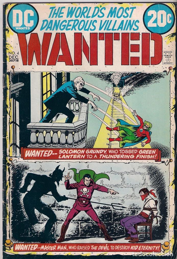 Cómics: Wanted Dc. Números 1-2-3-4-5-7-8 - Foto 4 - 288456688