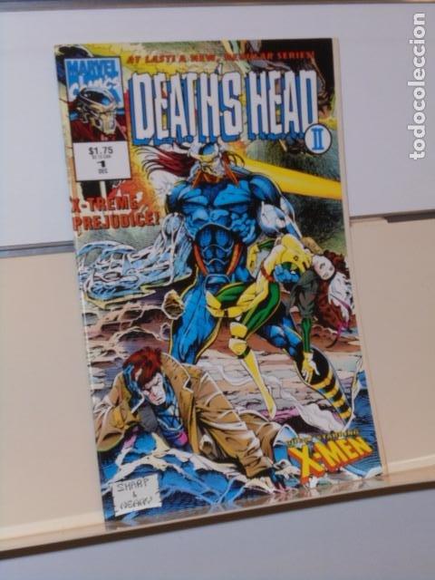 DEATH'S HEAD II Nº 1 MARVEL - EN INGLES (Tebeos y Comics - Comics Lengua Extranjera - Comics USA)