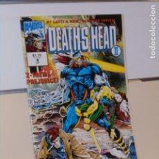 Cómics: DEATH'S HEAD II Nº 1 MARVEL - EN INGLES. Lote 288554383