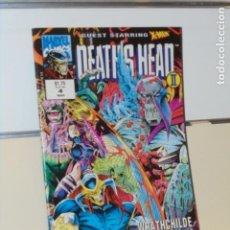Cómics: DEATH'S HEAD II Nº 4 MARVEL - EN INGLES. Lote 288554568