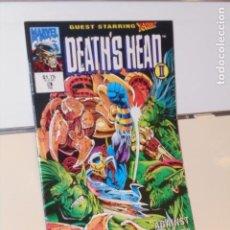 Cómics: DEATH'S HEAD II Nº 3 MARVEL - EN INGLES. Lote 288554693
