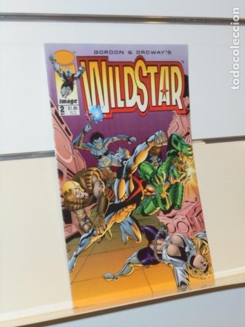 WILDSTAR Nº 2 IMAGE - EN INGLES (Tebeos y Comics - Comics Lengua Extranjera - Comics USA)
