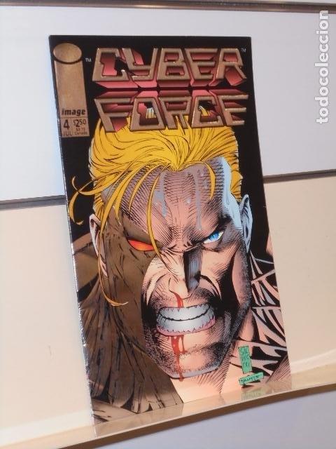 CYBER FORCE Nº 4 IMAGE - EN INGLES (Tebeos y Comics - Comics Lengua Extranjera - Comics USA)