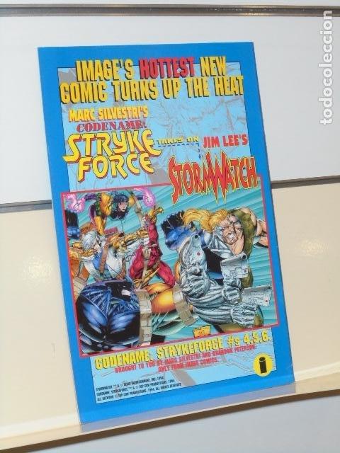 Cómics: CYBER FORCE Nº 3 IMAGE - EN INGLES - Foto 2 - 288558563