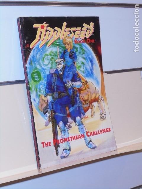 APPLESEED BOOK ONE THE PROMETHEAN CHALLENGE - MANGA EN INGLES (Tebeos y Comics - Comics Lengua Extranjera - Comics USA)