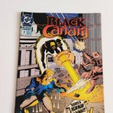 Cómics: COMIC BLACK CANARY #8 (AUG 1993, DC) EN INGLÉS. Lote 289471078