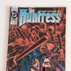 Cómics: COMIC THE HUNTRESS #15 (JUN 1990, DC) EN INGLÉS. Lote 289473398