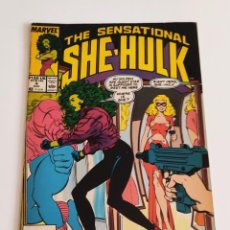 Cómics: COMIC THE SENSATIONAL SHE HULK VOL 2 #4 (AUG 1989 MARVEL) EN INGLÉS. Lote 289474663