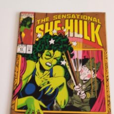 Cómics: COMIC THE SENSATIONAL SHE HULK VOL 2 #47 (JAN 1993 MARVEL) EN INGLÉS. Lote 289475148