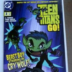 Cómics: TEEN TITANS GO EDICIÓN US. Lote 289492688