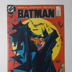 Cómics: LOTE 3 COMICS USA DC BATMAN 423 EXCELENTE ESTADO + GOTHAM CITY SIRENS 1 + SUPERMAN 18 COMO NUEVOS. Lote 289604393