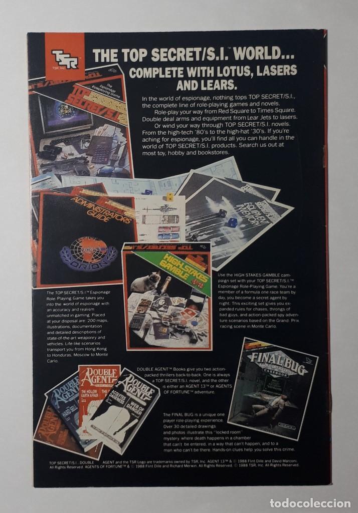 Cómics: LOTE 3 COMICS USA DC BATMAN 423 EXCELENTE ESTADO + GOTHAM CITY SIRENS 1 + SUPERMAN 18 COMO NUEVOS - Foto 2 - 289604393